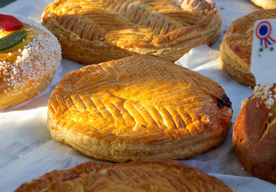 Galettes Des Rois, Pâtisserie, Tradition, Dessert