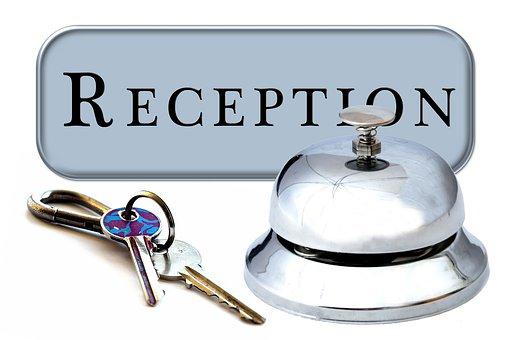 Hotel, Reception, Entrance Hall