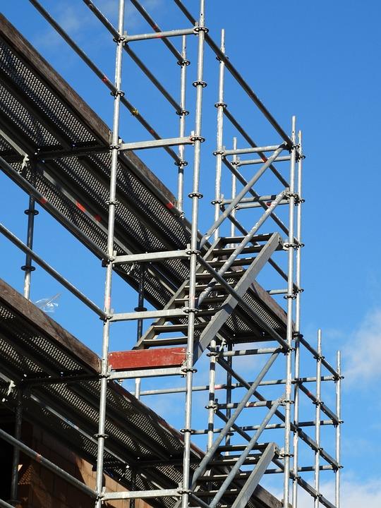 Scaffolding Scaffold Building 183 Free Photo On Pixabay