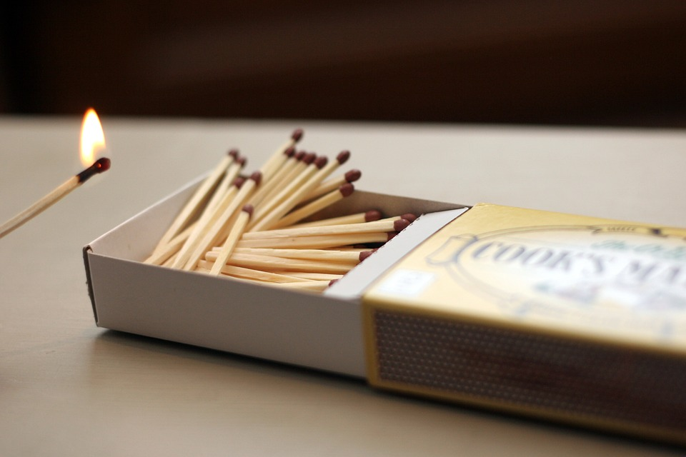 Matches Matchstick Flame 183 Free Photo On Pixabay