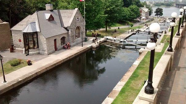 Ottawa, Ontario, Canal