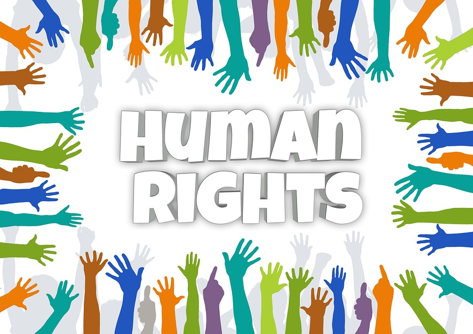 Right, Human Rights, Human, Hands, Wrap, Protect