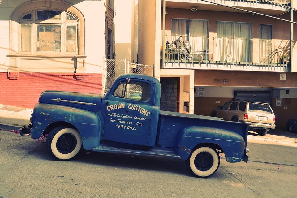 Car Truck Vintage 183 Free Photo On Pixabay