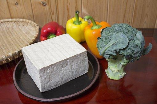 Tofu, Korean, Korean Food