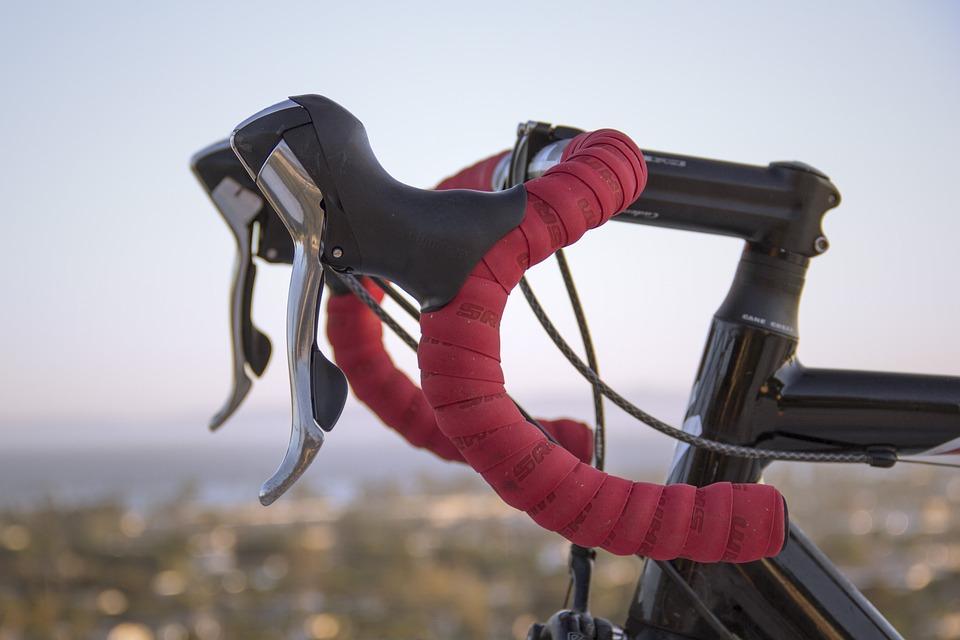 Racing Bike, Bike, Handlebar, Bicycle, Race, Sport