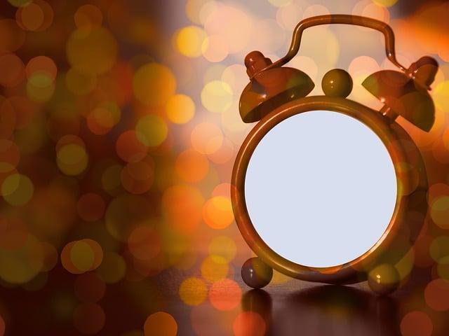 orologio sveglia bokeh time immagini gratis su pixabay. Black Bedroom Furniture Sets. Home Design Ideas