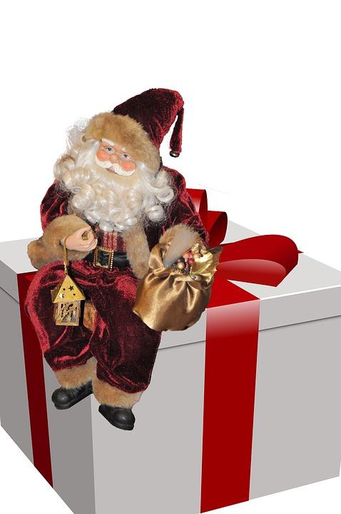 Father Christmas Gift · Free photo on Pixabay