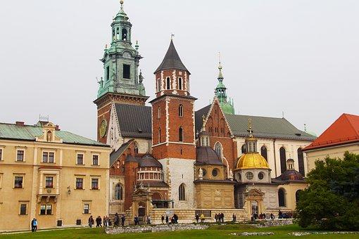 Royal, Cathedral, Wawel Royal Castle