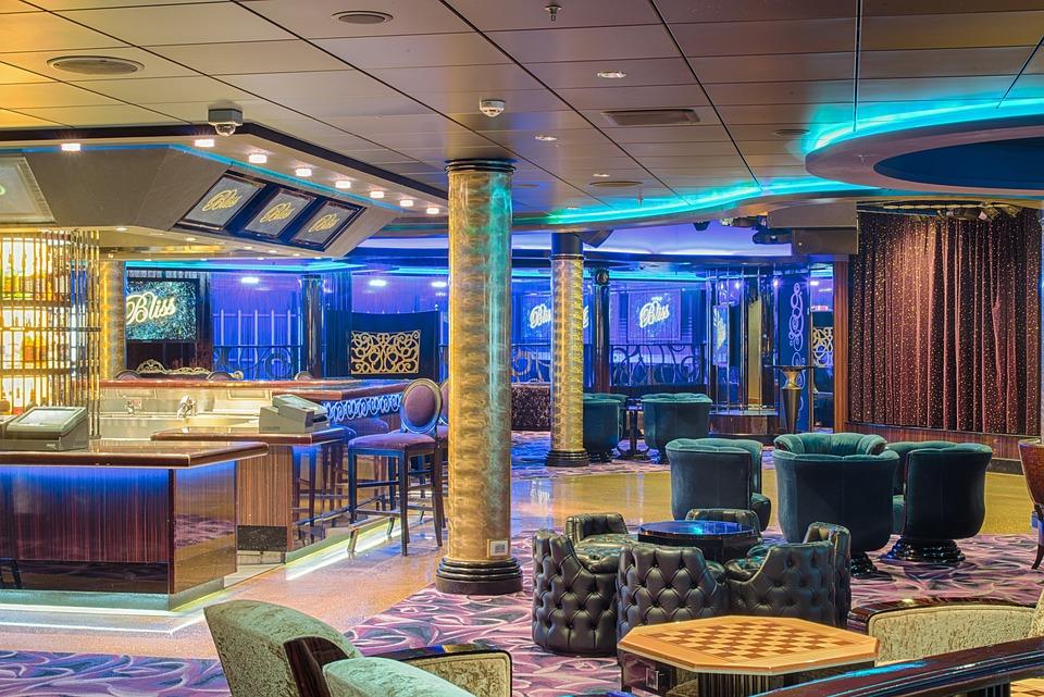 Free Photo Bar Interior Luxury Design Free Image On
