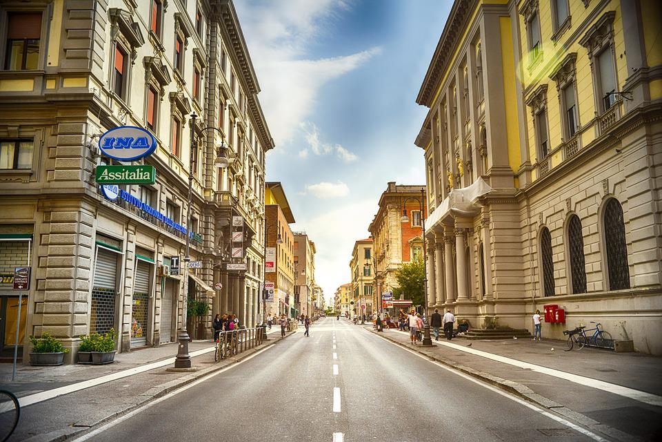 Street Scene Italy · Free photo on Pixabay