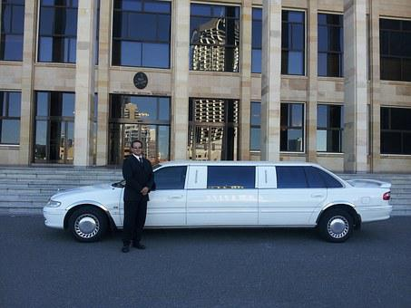 Limousine Car Luxury Limo Vehicle Transpor