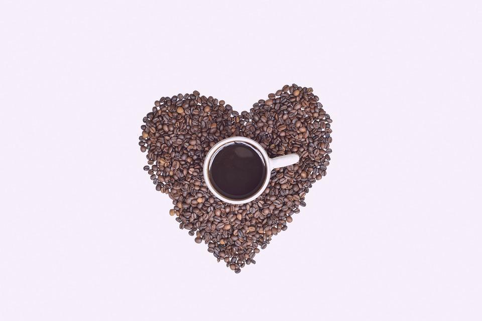 Heart Coffee Cup Free Photo On Pixabay
