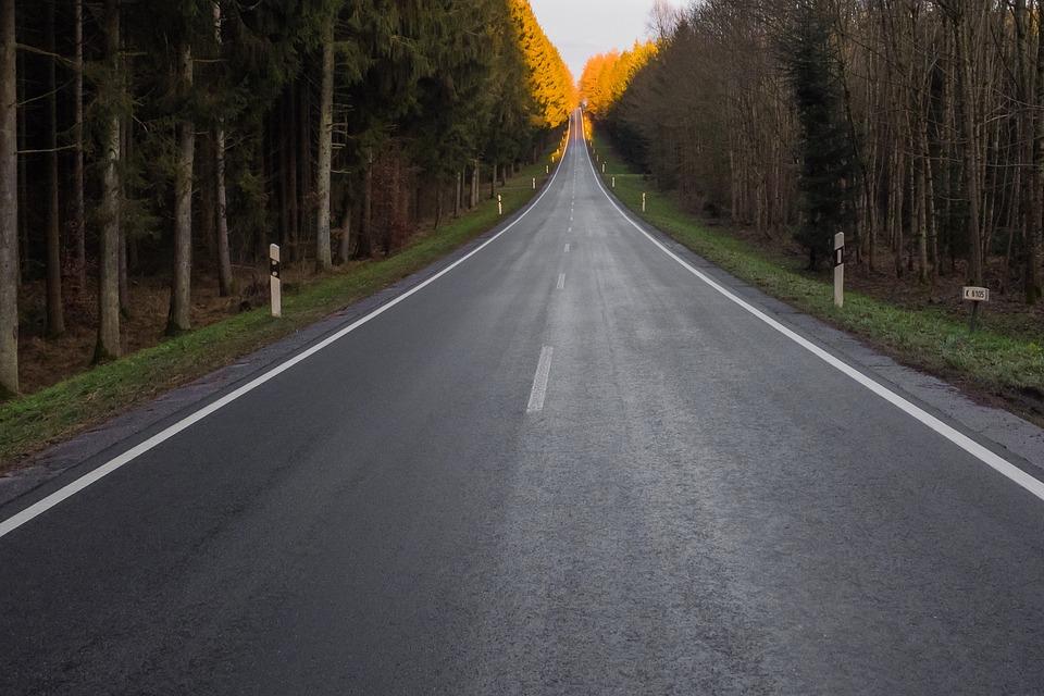 Free Photo Road Infinite Asphalt Wide Free Image On