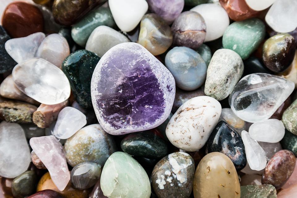 free photo semi precious stones gems free image on