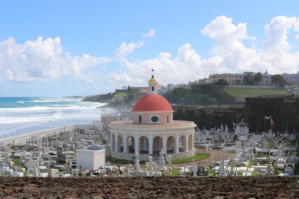 Cmentarz, San Juan, Portoryko