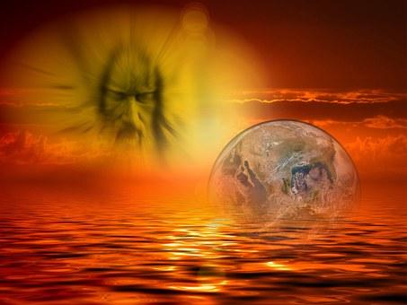 Schöpfer, Gott, Schöpfung, Erde