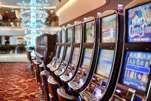 Gambling, Slot, Machine, Casino, Game