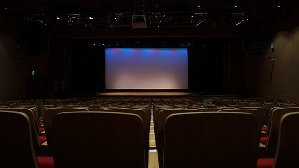 Theatre Seats Screen Theat