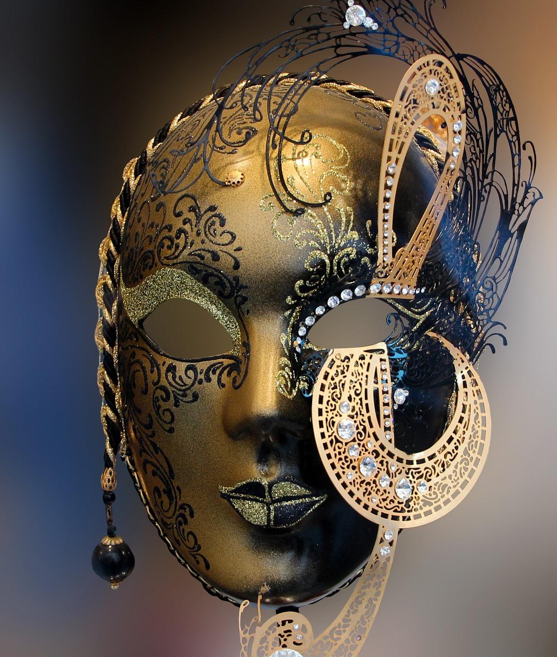 метод используется венецианская маска фотосессия что