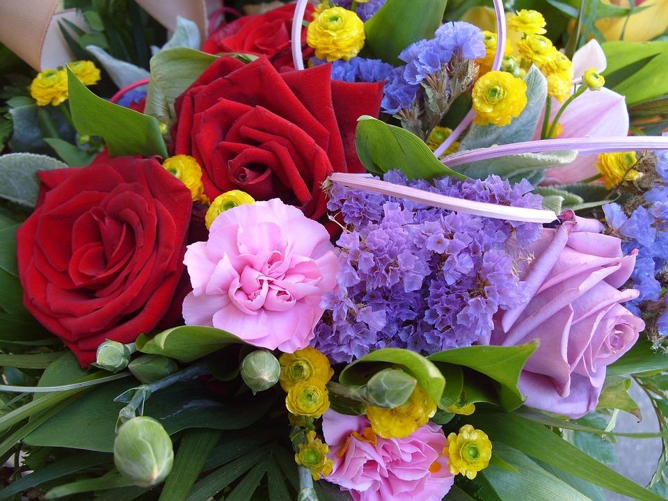 foto gratis fiore mazzo di fiori primavera immagine