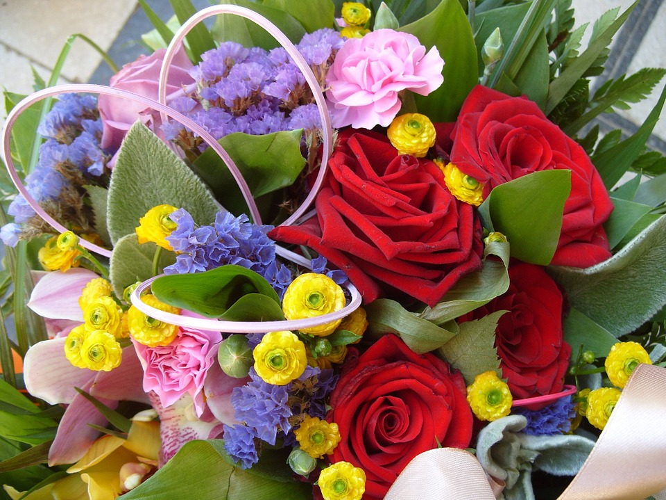 Ben noto Foto gratis: Fiore, Mazzo Di Fiori, Primavera - Immagine gratis su  JQ84