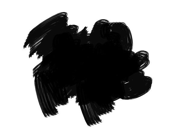 paint black abstract free image on pixabay. Black Bedroom Furniture Sets. Home Design Ideas