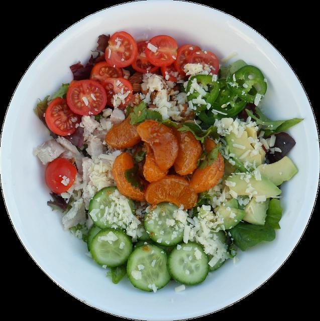 Healthy Food Type