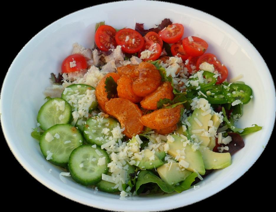 The 7-Day Salad Diet Challenge