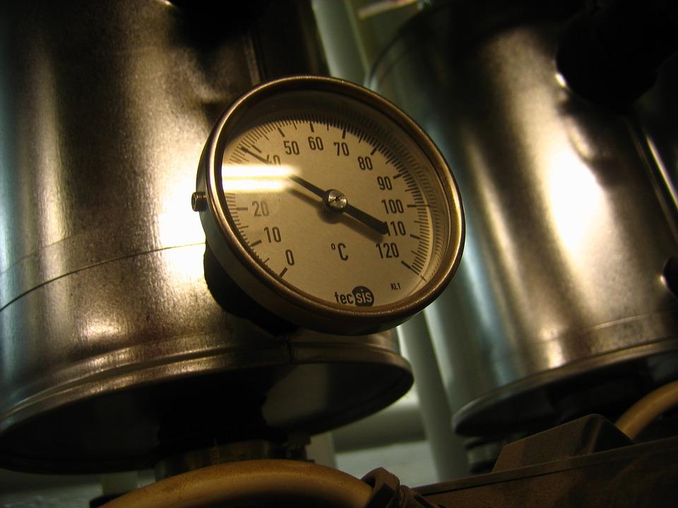 Heizung Anzeige Temperatur Kostenloses Bild Auf Pixabay