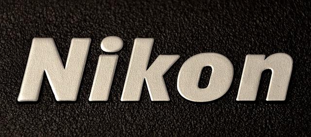 nikon logo  u00b7 free photo on pixabay