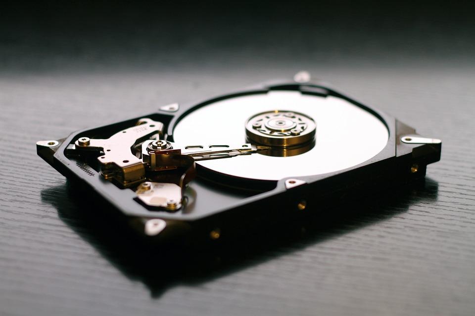 Hard Drive, Disk, Hardware, Data, Hard, Technology
