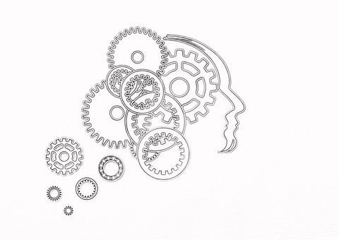 La Cabeza, Cerebro, Hombre, La Cara