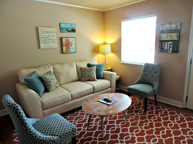 Photo gratuite salon int rieur meubles design image for Interieur ameublement