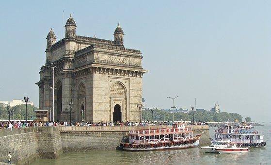 Gateway Of India, Monument, Mumbai