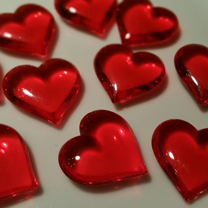 Walentynki Serce Tło Darmowe Zdjęcie Na Pixabay