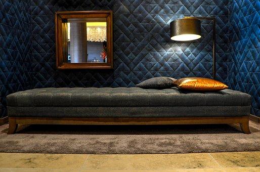 Lounge, Lobby, Jazz, Hip, Architecture