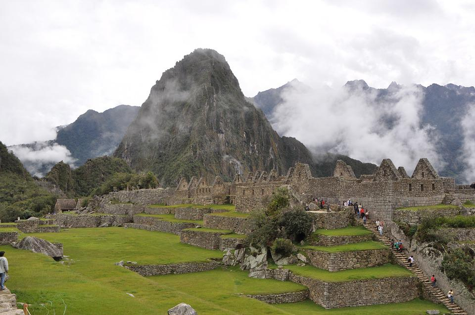 Machu Picchu, Peru, Mountain, Ruins, Inca, Civilization