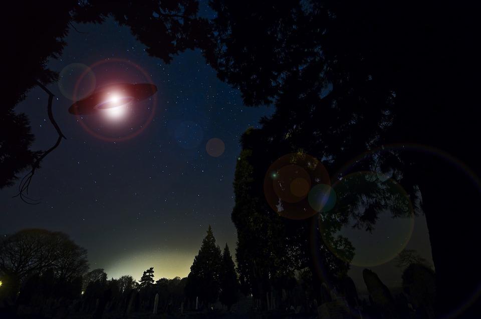 extraterrestre nuit