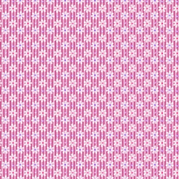 muster hintergrund papier rosa blume schmetterling - Bastelpapier Muster