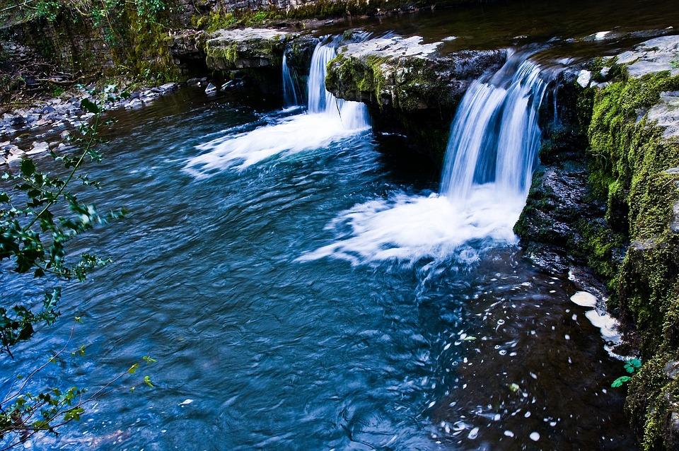 Photo gratuite chute d 39 eau piscine naturelle image gratuite sur pixabay 610683 - Cascade d eau piscine ...