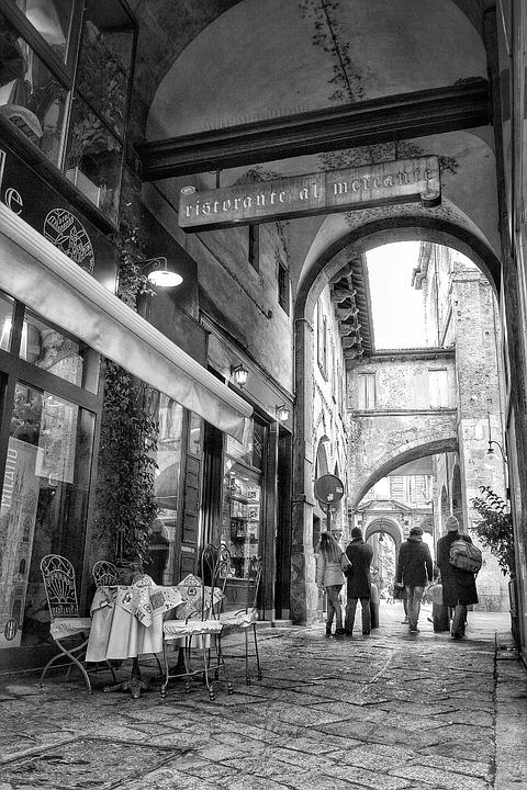 Photo Italie Noir Et Blanc