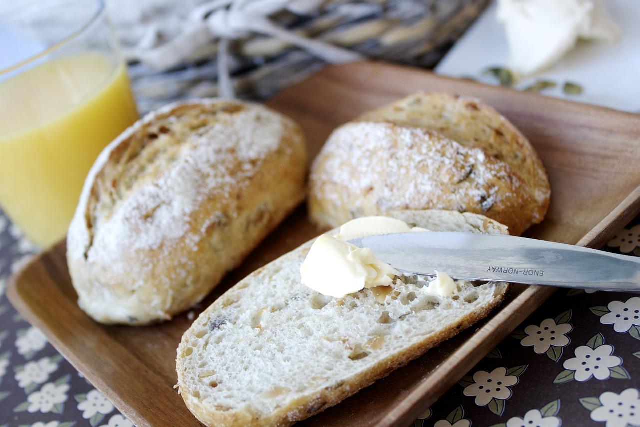 можно ли хлеб с маслом при диете