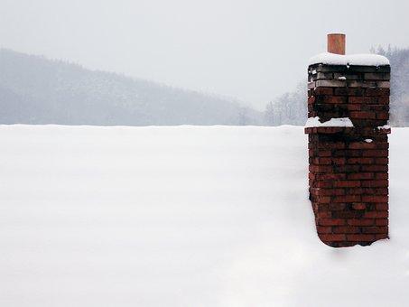 Votre cheminée a-t-elle été endommagée par un hiver rigoureux ?