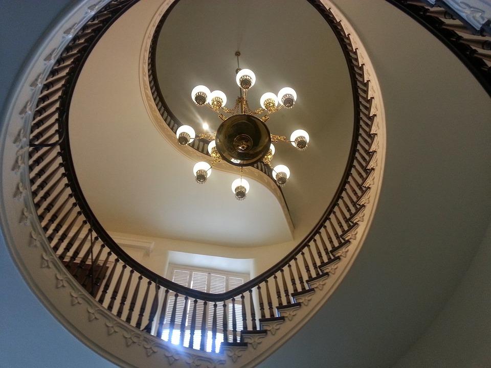 Kronleuchter Treppe ~ Treppe kronleuchter beleuchtung · kostenloses foto auf pixabay