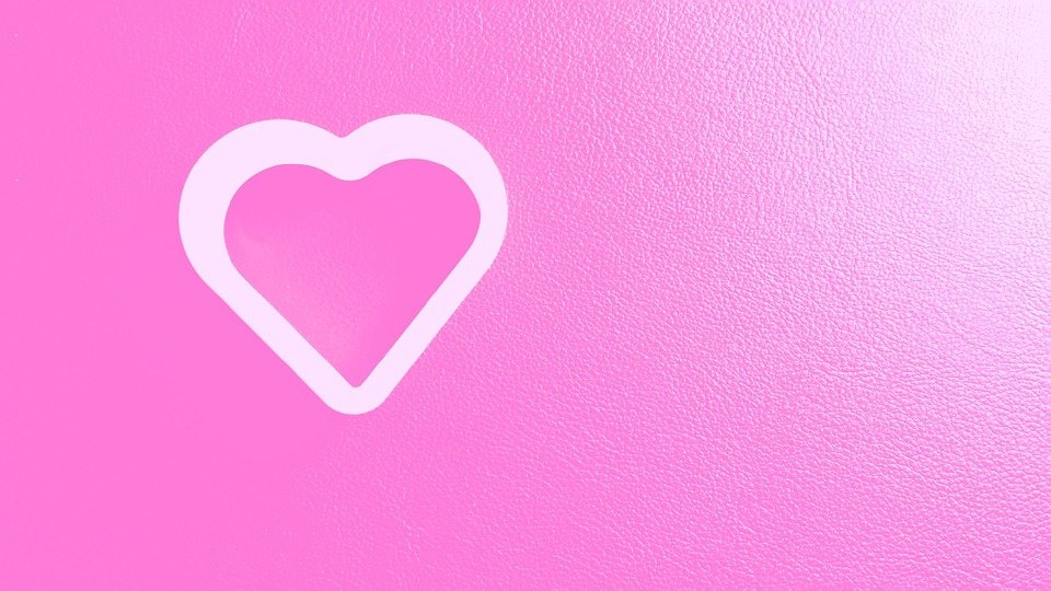 Free illustration: Heart, Pink, Valentines Day - Free Image on ...