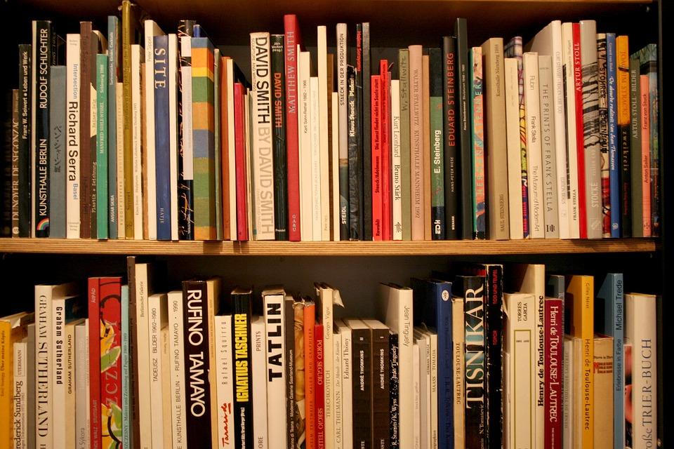 Books Shelf free photo: books, shelf, library, read - free image on pixabay