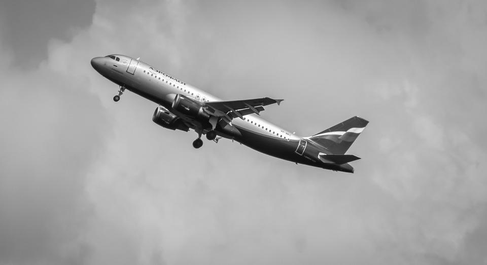 the plane boeing aeroflot black free photo on pixabay. Black Bedroom Furniture Sets. Home Design Ideas