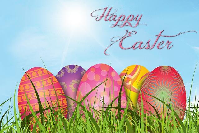 Free Illustration: Easter, Easter Egg, Cheerful, Egg