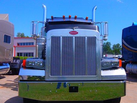 18 Wheeler, Camión, Grandes, Comerciales