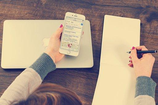 Escritório, Notas, Notepad, Empreendedor